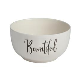 "The Grainhouse™ 48-Oz. ""Bountiful"" Ceramic Serving Bowl"