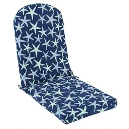 Starfish Indoor/Outdoor Adirondack Chair Pad