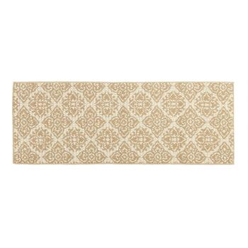 Mohawk Home Beige Floral Accent Rug view 2