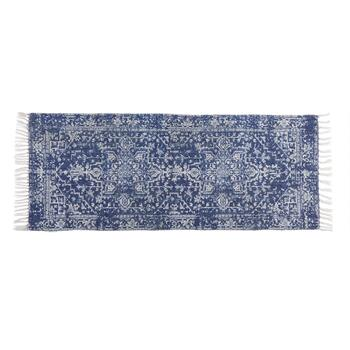 "The Grainhouse™ 27""x45"" Indigo Chenille Area Rug view 2"