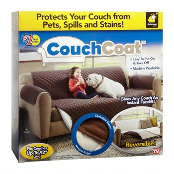 As Seen on TV CouchCoat™ Reversible Cover