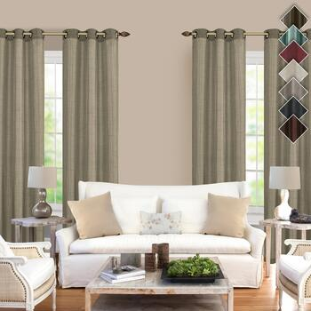 Curtain Sets of 4 & Cordless Shades