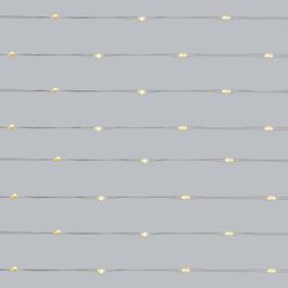 10' White LED Indoor/Outdoor String Lights