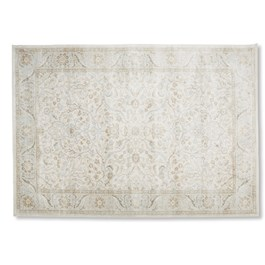 Petal and Stone™  Beige Border Area Rug view 1