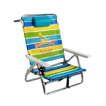 "Margaritaville® ""No Problem"" Folding Backpack Beach Chair"