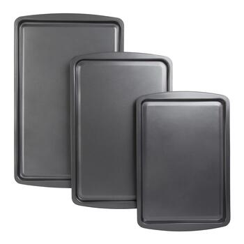 Baking Cookie Sheets, Set of 3