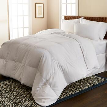 Kathy Ireland® Home White Down Comforter