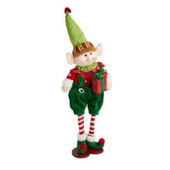 "19"" Standing Elf Boy Decor view 1"