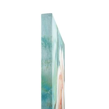 "30"" Flower Canvas Wall Art view 2"
