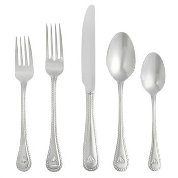 Towle® Nautical Sailboat Flatware Set, 20-Piece