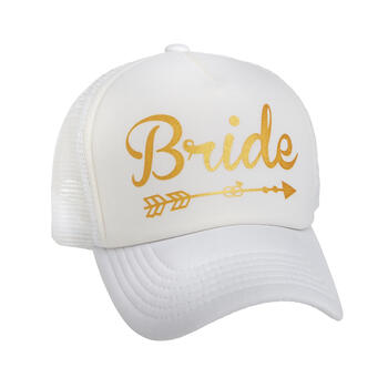 """Bride"" Mesh-Back Baseball Cap view 1"