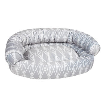 Sofa Bed 43x32 Gy/lt Grey view 1
