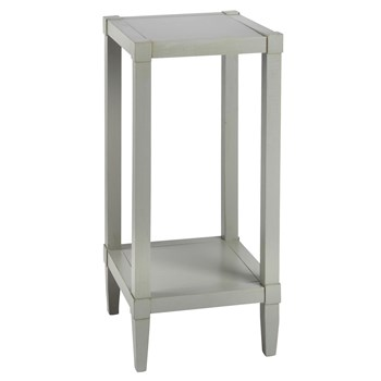 "28.5"" Square Modern Accent Table"
