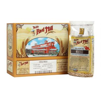 Bob's Red Mill® 18-oz. Old Country Muesli Bags, Set of 4