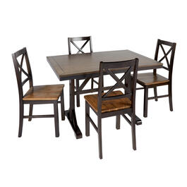 2-Tone Dining Set, 5-Piece view 1