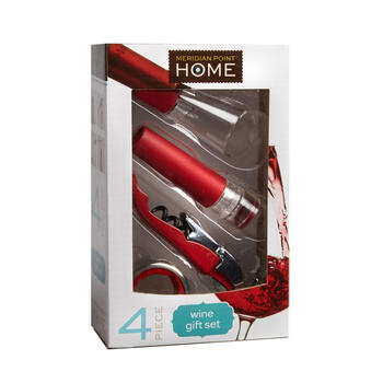Wine Tools Gift Set, 4-Piece view 1