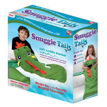 Ontv Dragon Snuggie Tail view 2