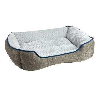 "24"" Two-Tone Cuddler Pet Bed view 1"