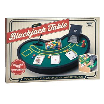 Mini Blackjack Table Game