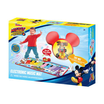 Disney® Mickey Electronic Music Mat view 2