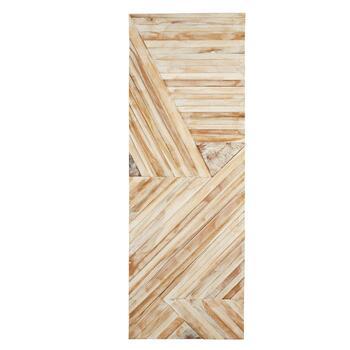 20x56 Teak Wood Panel Wall Decor Christmas Tree Shops And That
