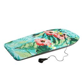 "41"" Flowers Graphic Body Board"