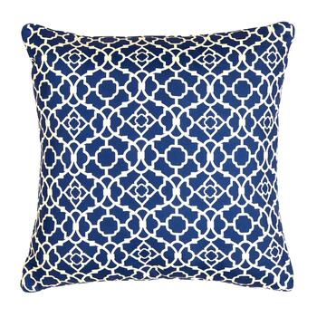Waverly® Scroll Indoor/Outdoor Floor Cushion