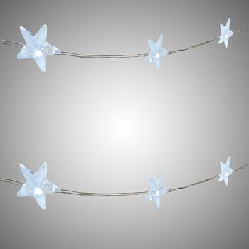 "big sale 8dfe0 bbcec 40"" LED Stars String Lights, Set of 2"