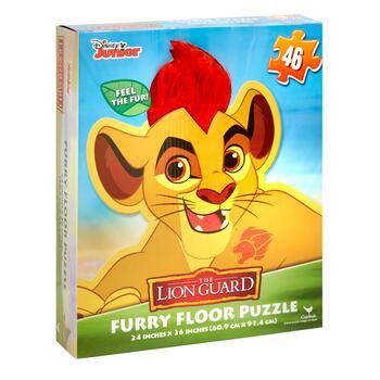 Disney® The Lion Guard Furry Floor Puzzle