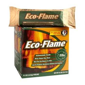 Eco-Flame™ Fire Logs, 9-Pack
