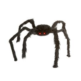 "34"" Jumbo LED Suction Spider Decor"