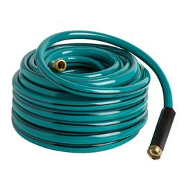 75' Heavy-Duty Green Lawn Hose