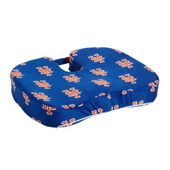MLB New York Mets Memory Foam Chair Cushion