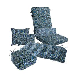 Blue Medallion Indoor/Outdoor Pads  Collection