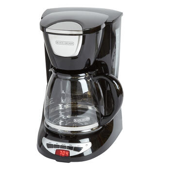 Black+Decker 12-Cup Coffee Maker view 1