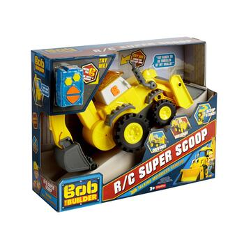 Fisher-Price® Bob the Builder R/C Super Scoop Motorized Vehicle view 2