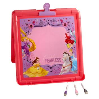 "Disney® Princess ""Friendship is Fearless"" Dry-Erase Table Easel"