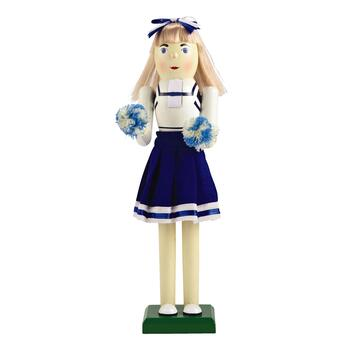 Cheerleader Nutcracker