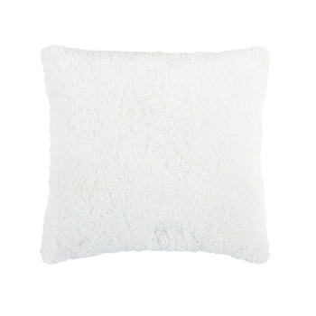 Debbie Mum® Holiday Home Square Throw Pillow view 2