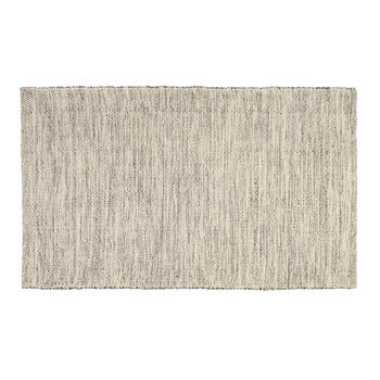 The Grainhouse™ Solid Beige Accent Rug view 1