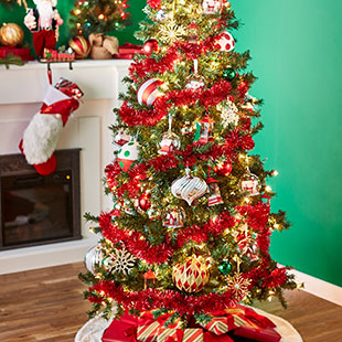 The Christmas Tree.Holiday Happy Christmas Tree Shops And That Home Decor