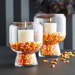 Candle & Candy Décor