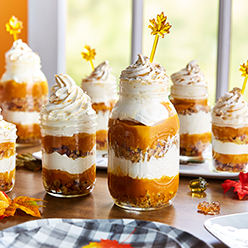 Pumpkin Parfait, Please.