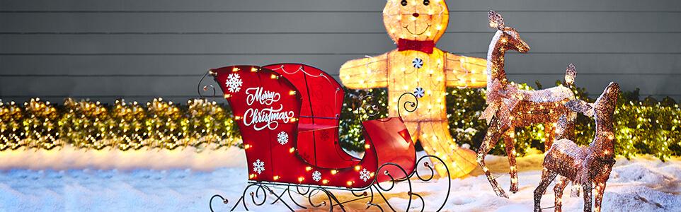Christmas Outdoor Decor