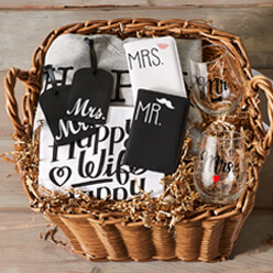 Build a Gift Basket