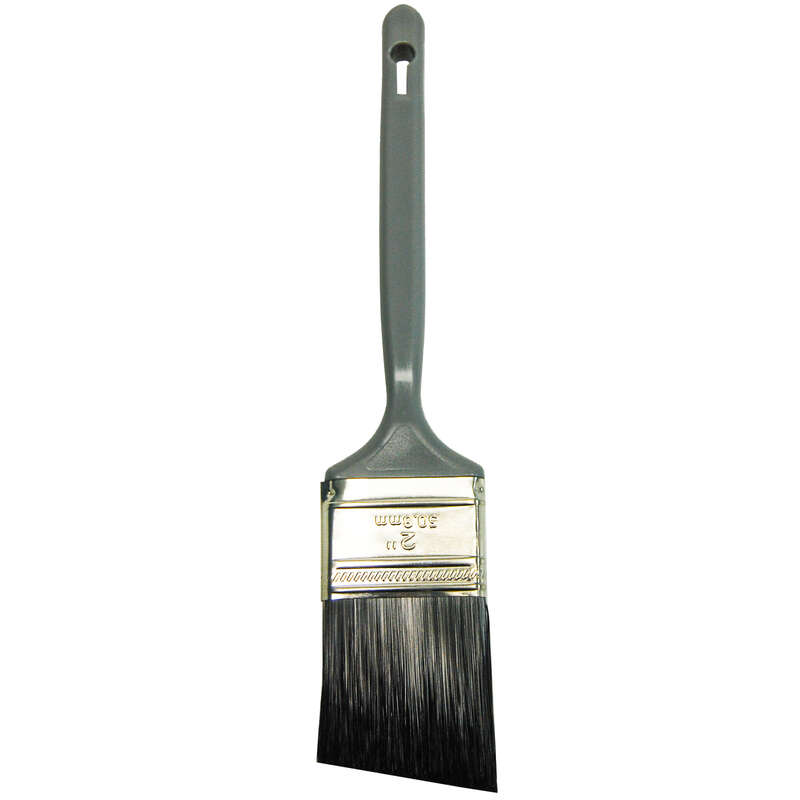 Paintmaster  2 in. W Angle  Polyester  Trim Paint Brush  Medium Stiff