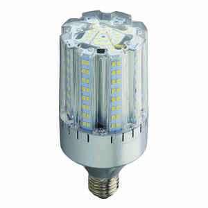 Light Efficient Design  24 watts PL  LED Bulb  3422.4 lumens Globe  Cool White  100 Watt Equivalence