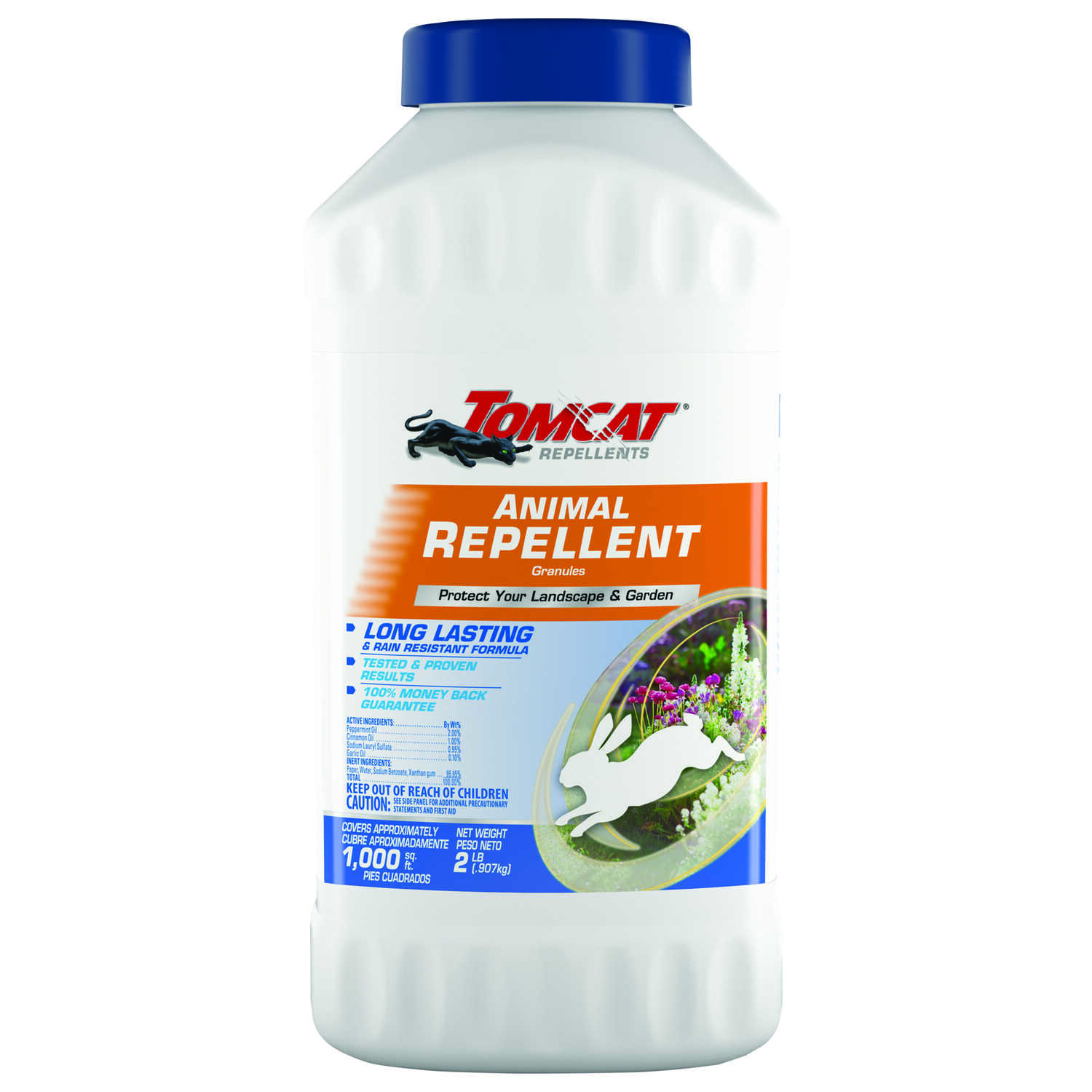 Tomcat  For Multiple Animal Types Animal Repellent