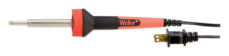 Weller  Cooper Tools  12.1 in. Corded  Soldering Gun Kit  40 watts Orange  1