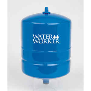 Water Worker  2  Pre-Charged Vertical Pressure Well Tank  13 in. H x 8 in. W x 8 in. L MPT